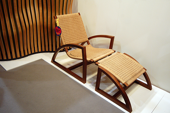 Plantation Chair Redux by Christopher Solar