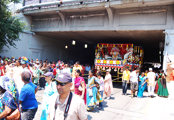 Festival of India 2012