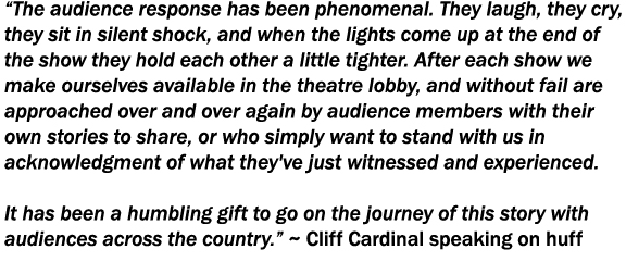 quote by Cliff Cardinal